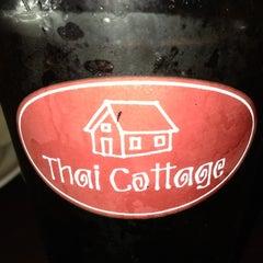 Photo taken at Thai Cottage II by LgPl C. on 12/13/2012