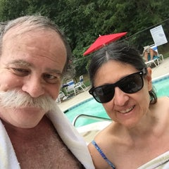 Photo taken at Edgewood Pool by Ron E. on 8/30/2015