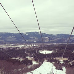 Photo taken at Cranmore Mountain Resort by Melanie🌀 K. on 3/13/2013