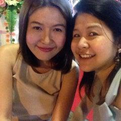 Photo taken at Hadsaengchan Resort & Restaurant by Popo Por on 1/9/2015