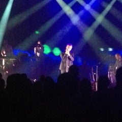 Photo taken at Thomas Wolfe Auditorium by Dave O. on 9/13/2013