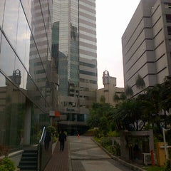 Photo taken at Sequis Plaza by Ditha P. on 5/9/2013