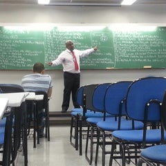Photo taken at Faculdade Projeção by Daniel F. on 2/14/2013
