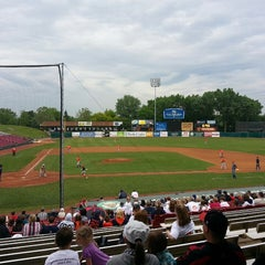 Photo taken at Fifth Third Bank Ballpark by Maureen S. on 6/5/2013