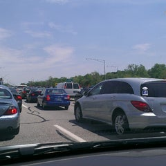 Photo taken at I-480 Exit 23 - OH-14 Broadway Ave Garfield Hts by Jeff I. on 5/18/2013