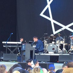 Photo taken at What Stage at Bonnaroo Music & Arts Festival by Mike M. on 6/14/2014