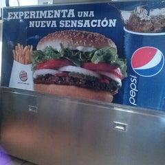 Photo taken at Burger King by Mar' G. on 12/19/2012