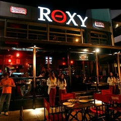 Photo taken at Roxy Vorterix by Sebastián I. on 6/27/2013