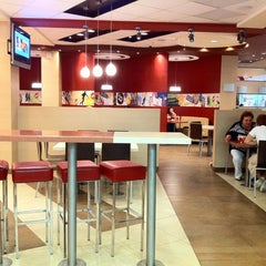 Photo taken at KFC by Dmitry K. on 8/30/2011