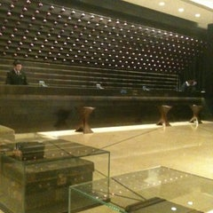 Photo taken at 플라자호텔 사원식당 (The Plaza Hotel Employee Cafeteria) by Benny C. on 8/6/2012