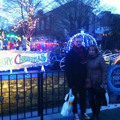 Photo taken at Bishop Lucey Park (The Peace Park) by Lorna M. on 12/21/2012