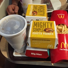Photo taken at McDonald's by Emre O. on 1/26/2015