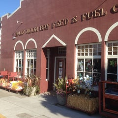 Photo taken at Half Moon Bay Feed & Fuel by Lelio M. on 12/23/2013