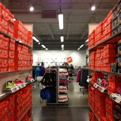 Photo taken at Nike Outlet by David X. on 8/28/2013