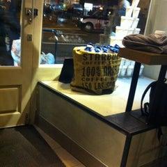 Photo taken at Starbucks by Zyp O. on 1/7/2014