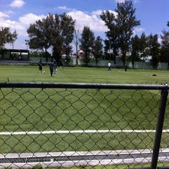 Photo taken at Deportivo Leandro Valle by Zabrina K. on 8/17/2013