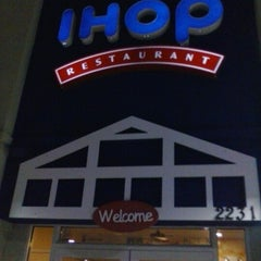 Photo taken at IHOP by Ignacio A. on 1/7/2013