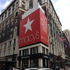 Photo taken at Macy's by Vladyslav B. on 5/6/2013