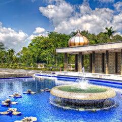 Photo taken at Istana Negara (National Palace) by Patrick C. on 7/16/2015