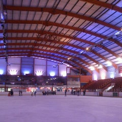 Photo taken at Blackburn Ice Arena by George D. on 8/30/2013