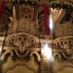 Photo taken at United Palace Theatre by Ruby R. on 2/12/2013