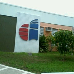 Photo taken at Prédio Administrativo - IAENE by Alana S. on 2/11/2013