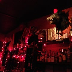 Photo taken at Red Fez by Althea S. on 2/13/2013