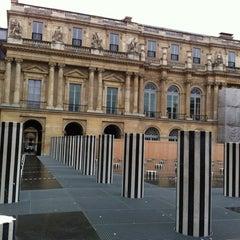 Photo taken at Palais Royal by KH201110 on 11/1/2012