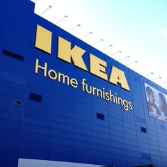 Photo taken at IKEA by Rachel H. on 2/27/2013
