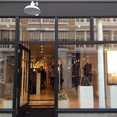 Photo taken at GoodHood by Lei H. on 8/31/2014