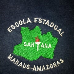 Photo taken at Escola Estadual Sant'Ana by Leandro M. on 2/27/2013