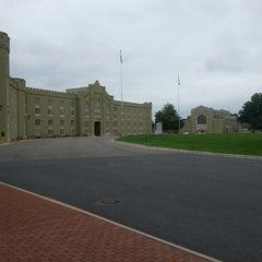 Photo taken at Virginia Military Institute by Garrett H. on 7/12/2013