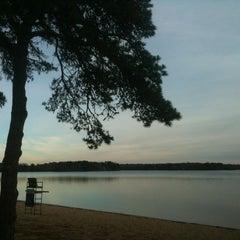 Photo taken at Lake Wequaquet by Robert C. on 12/24/2012