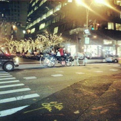 Photo taken at 520 Madison Avenue by Sylvester L. on 12/11/2012