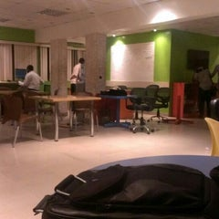 Photo taken at Co-creation Hub by Odumuyiwa L. on 8/11/2014