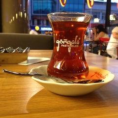 Photo taken at Görgülü Cafe by SevgiK on 6/20/2013
