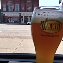 Photo taken at Worth Brewing Company by William R. on 8/15/2015