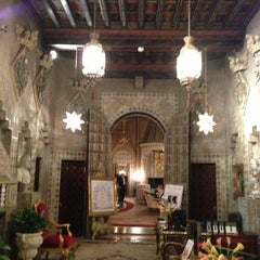 Photo taken at The Mar-a-lago Club by Jeffrey S. on 3/6/2013