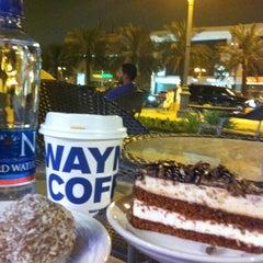 Photo taken at Wayne's Coffee by Abdullah N. on 7/4/2013