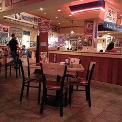 Photo taken at Red Robin Gourmet Burgers by John P. on 3/25/2013