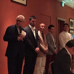 Photo taken at ブノワ(Benoit)東京 by Tetsuya W. on 9/8/2015