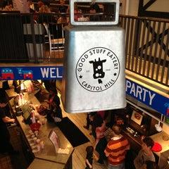 Photo taken at Good Stuff Eatery by Jenny J. on 4/12/2013