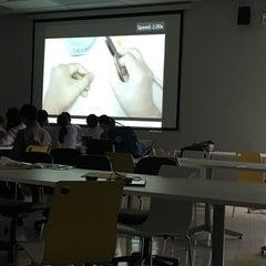 Photo taken at คณะทันตแพทยศาสตร์ (Faculty Of Dentistry) by Tawatchai B. on 2/17/2016
