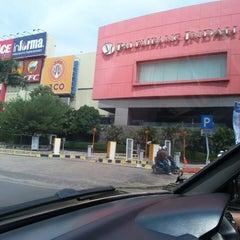 Photo taken at Palembang Indah Mall by kurnia on 4/24/2013