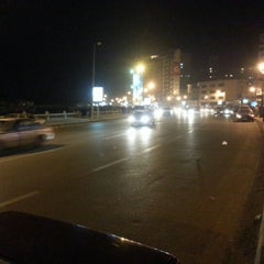 Photo taken at Corniche by Ahmed on 12/31/2012