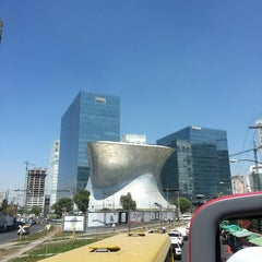 Photo taken at Plaza Carso by Zulay F. on 2/23/2013