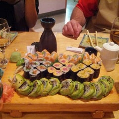 Photo taken at Tokyo Grill & Sushi by Eddie S. on 11/8/2012