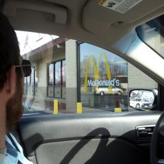Photo taken at McDonald's by Nicole B. on 12/14/2012