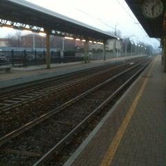 Photo taken at Stazione Portichetto Luisago by Martino M. on 3/2/2013