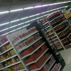 Photo taken at Supermercados Nacional by Victor O. on 5/1/2013